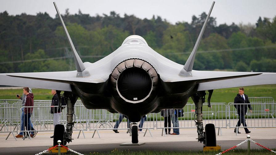 Турция обратится к России в случае отказа США поставлять F-35