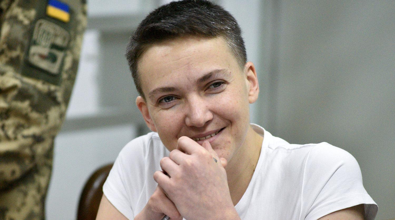 Зеленского просят лишить Савченко звания Героя Украины