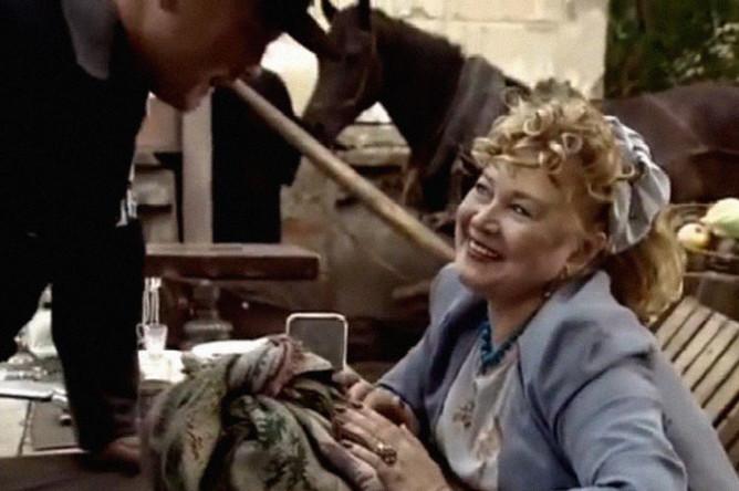 Людмила Мальцева в телефильме «Последняя исповедь» (2006)