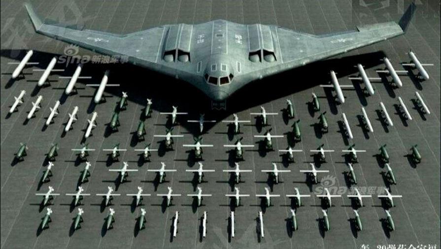 Ядерная триада: кому угрожают самолеты Китая