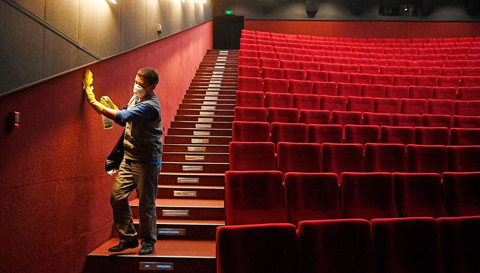 Скоро на экранах: в Минкультуры назвали дату открытия кинотеатров