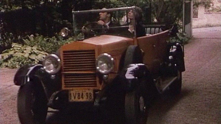 Кадр из мини-сериала «Счастливыйпилигрим»(1988)