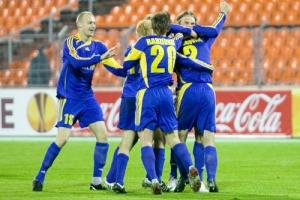 В матче с «Динамо» футболисты БАТЭ были великолепны