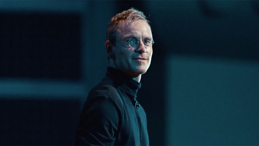 Майкл Фассбендер сыграл основателя Apple в байопике «Стив Джобс»