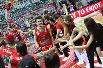 «Локомотив-Кубань» добился исторической победы