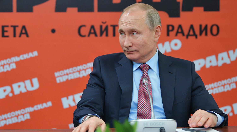 Путин о конфликте между Россией и Украиной: Мы не отдадим Донбасс!