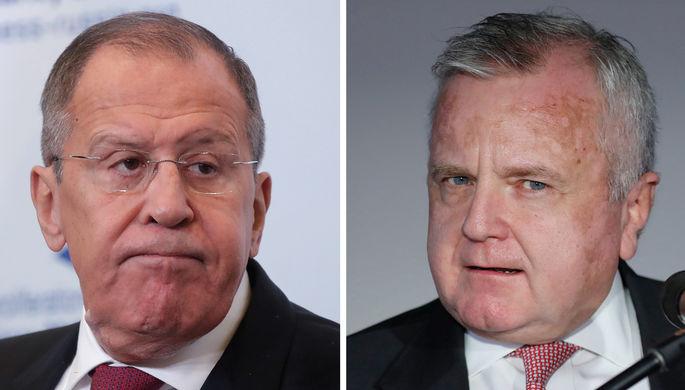 «Накопившиеся проблемы»: Лавров встретился с будущим послом США