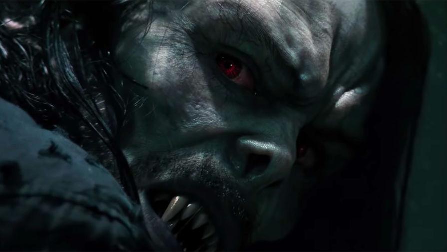 Кадр из фильма «Морбиус» (2020)