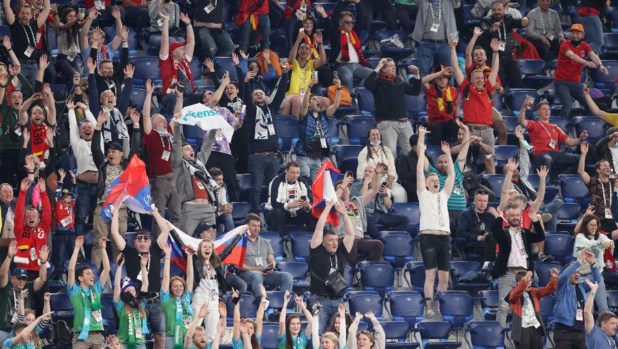 Наставник сборной Бельгии не удивился реакции россиян на акцию BLM