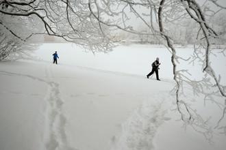 Циклоны принесут облака и снегопады