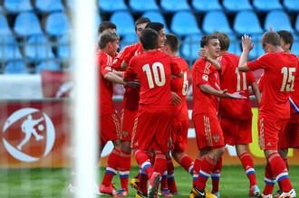 Россияне смогли одолеть шведов в серии пенальти