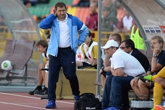 Команда Александра Цыганкова вновь не проиграла