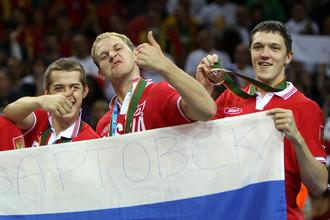 Мужская сборная России по баскетболу готова к квалификации Евробаскета-2015