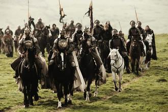 Кадр из сериала HBO «Игра престолов»