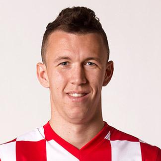 Игрок сборной Хорватии Перишич заразился коронавирусом перед матчем с Испанией