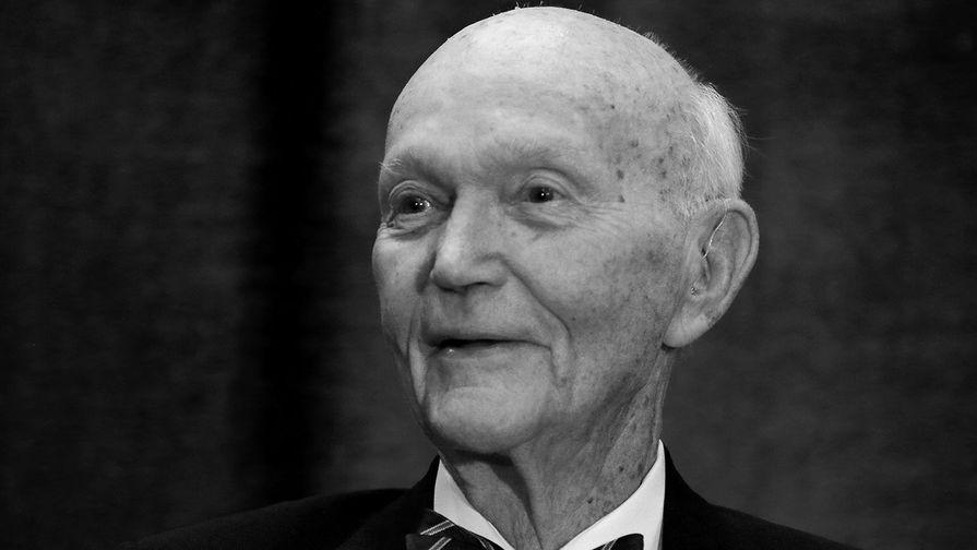 Майкл Коллинз (31 октября 1930 — 28 апреля 2021)