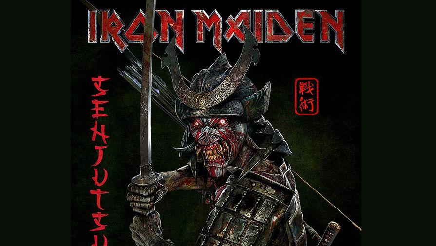 Iron Maiden выпустили первый альбом за шесть лет