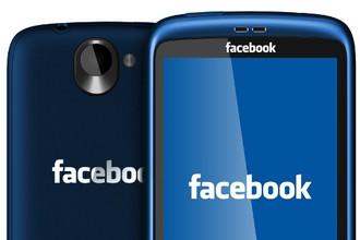Facebook выпустит собственный смартфон вместе с НТС