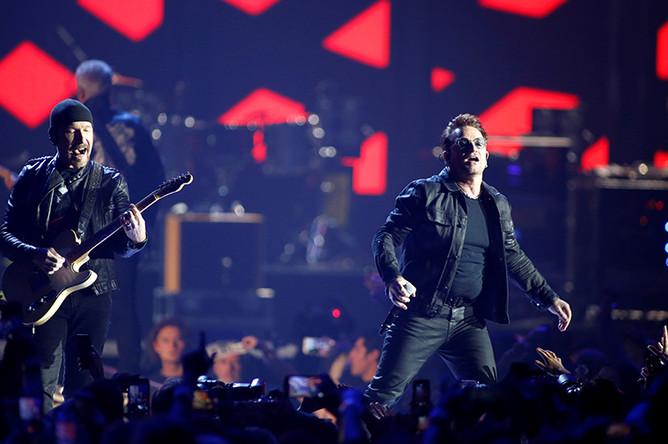 Группа U2 ($118 млн)