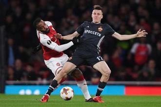 Александр Головин вполне может стать партнером своего тезки Ляказетта по «Арсеналу» в следующем сезоне