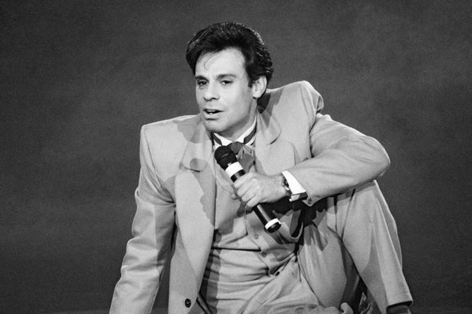 Ефим Шифрин, 1993 год
