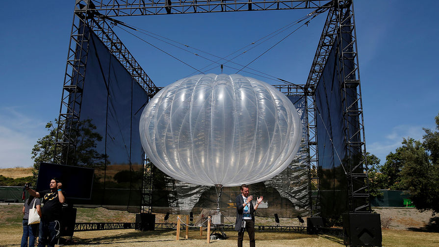 Воздушный шар Loon