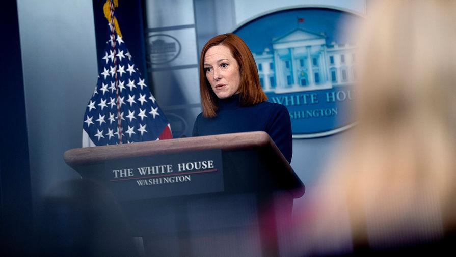 Белый дом еще не принял решение о санкциях против России за вмешательство в выборы