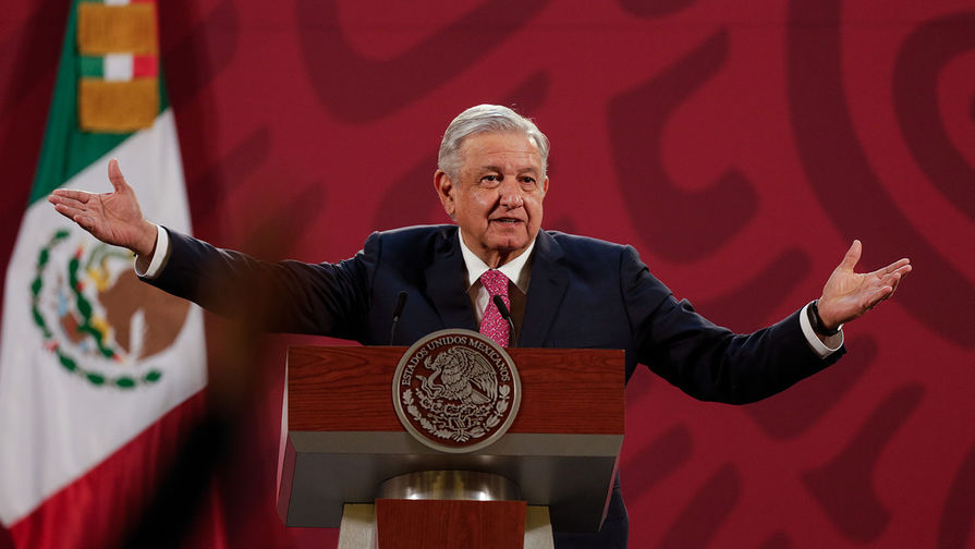 Президент Мексики назвал РљСѓР±Сѓ «РїСЂРёРјРµСЂРѕРј сопротивления»