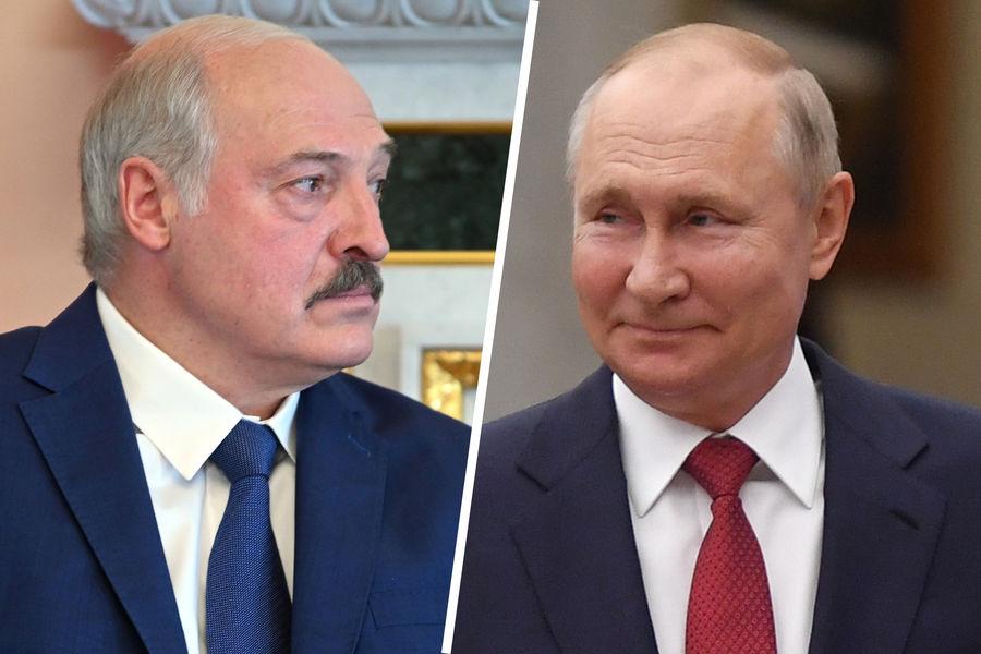 Лукашенко анонсировал РІРёР·РёС' Путина РІР'елоруссию