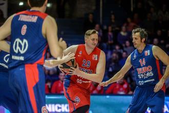 Руководитель департамента профессионального баскетбола Российской федерации баскетбола (РФБ) Никита Моргунов