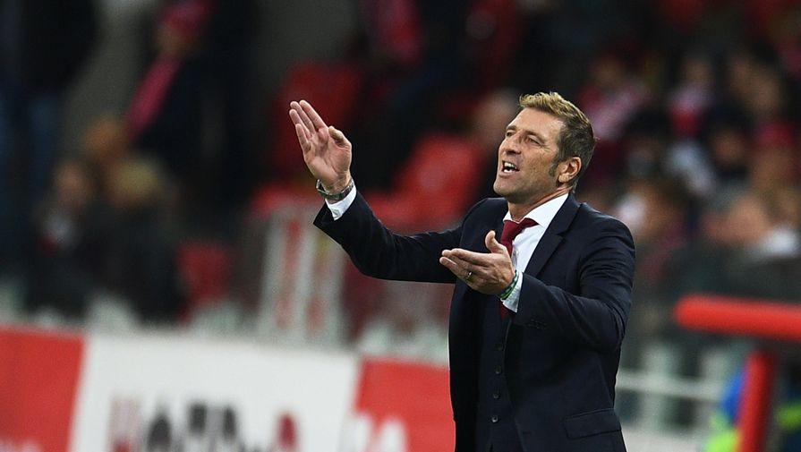 Матч против тульского «Арсенала» стал для Массимо Карреры последним на посту главного тренера «Спартака»