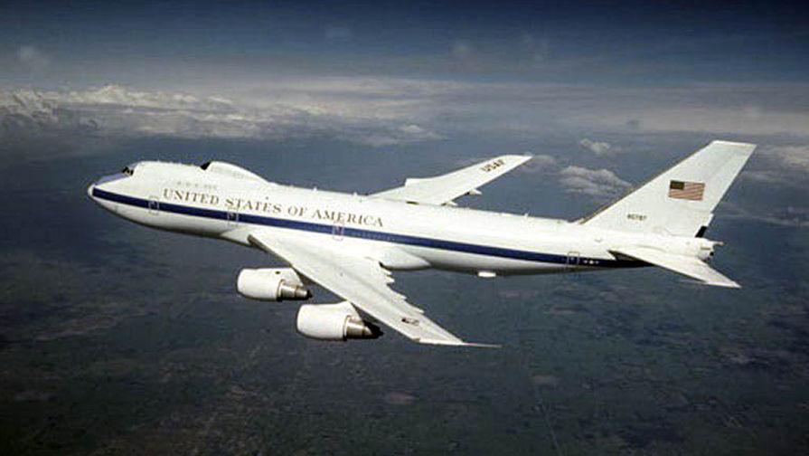 Может не садиться: в США рассказали о самолете Судного дня