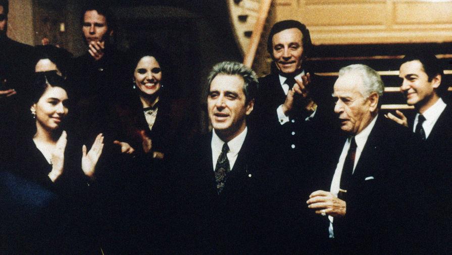 Кадр из фильма «Крестный отец 3» (1990)