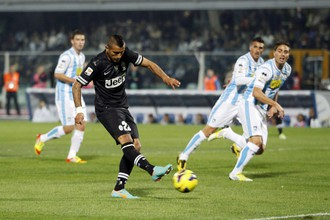 «Ювентус» разгромил «Пескару» в матче серии А