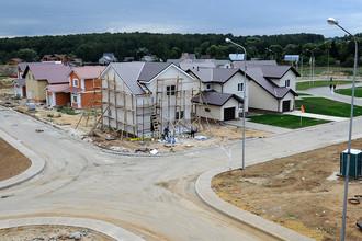 Рост цен на малоэтажки не превышает 5% в год