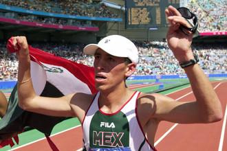 На 35 году жизни скончался мексиканский легкоатлет Ноэ Эрнандес