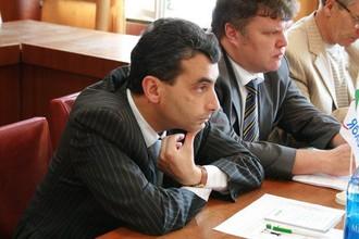 Лев Шлосберг и Сергей Митрохин