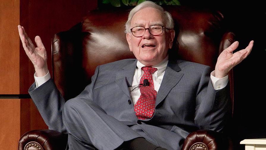 Гендиректор Berkshire Hathaway Уоррен Баффет ($62 млрд)