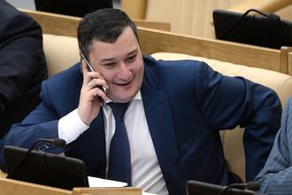 Заместитель председателя комитета Государственной Думы РФ по безопасности и противодействию коррупции Александр Хинштейн
