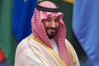 Мухаммед бен Салман аль-Сауд, 2017 год