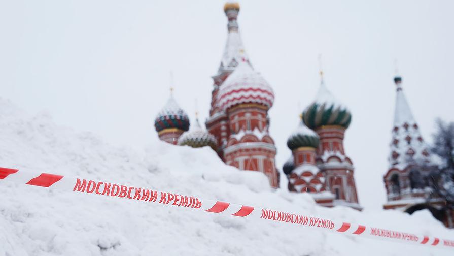 В МЧС рекомендовали жителям Москвы не выходить на улицу