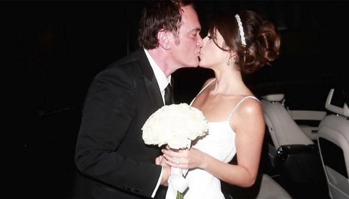 Свадьба без Вайнштейна: как женился Тарантино