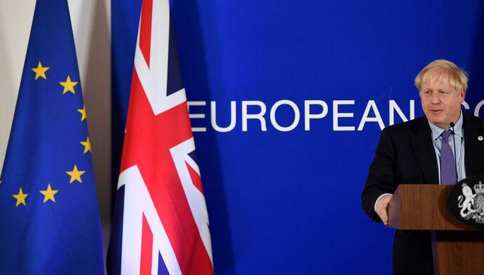 Brexit заставил: как Британия увеличила торговлю с Россией