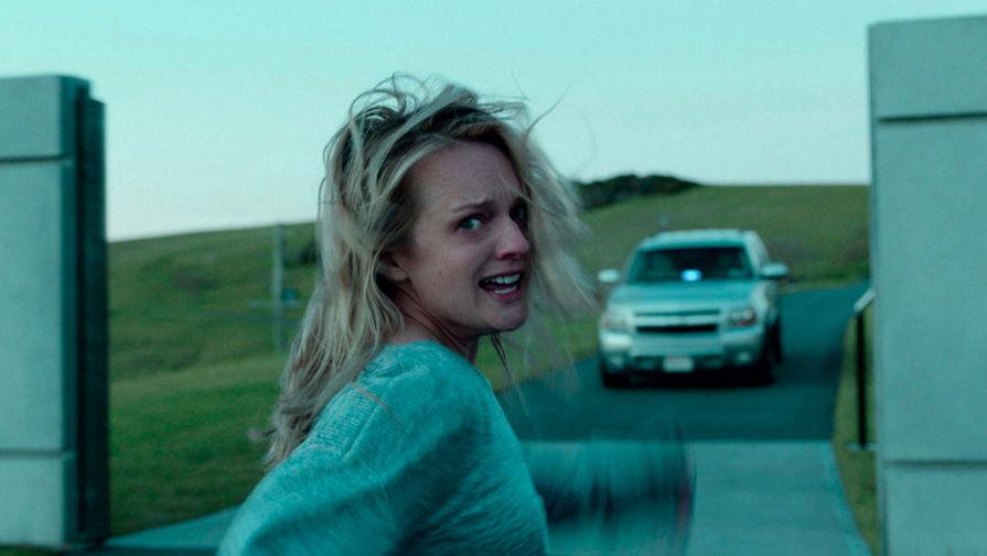 Кадр из фильма «Человек-неидимка» (2020)