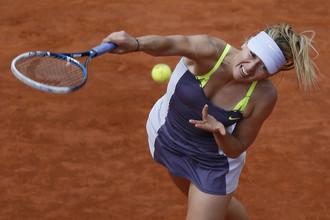 Мария Шарапова считает, что у нее есть все шансы вновь стать победительницей «Ролан Гаррос»