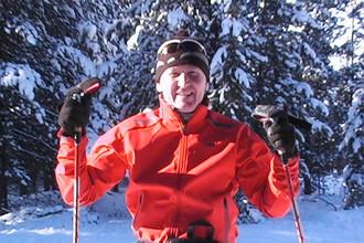 Лыжник Игорь Бадамшин скончался в США от остановки сердца
