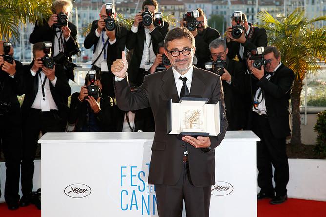 Нури Бильге Джейлан, режиссер фильма «Зимняя спячка», лауреат «Золотой пальмовой ветви»