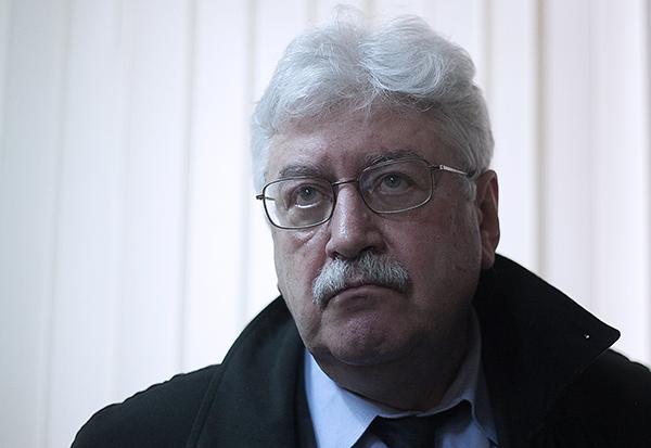 Бывший директор Института научной информации по общественным наукам (ИНИОН) РАН Юрий Пивоваров