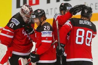 Канадская сборная обыграла Чехию в полуфинале ЧМ по хоккею