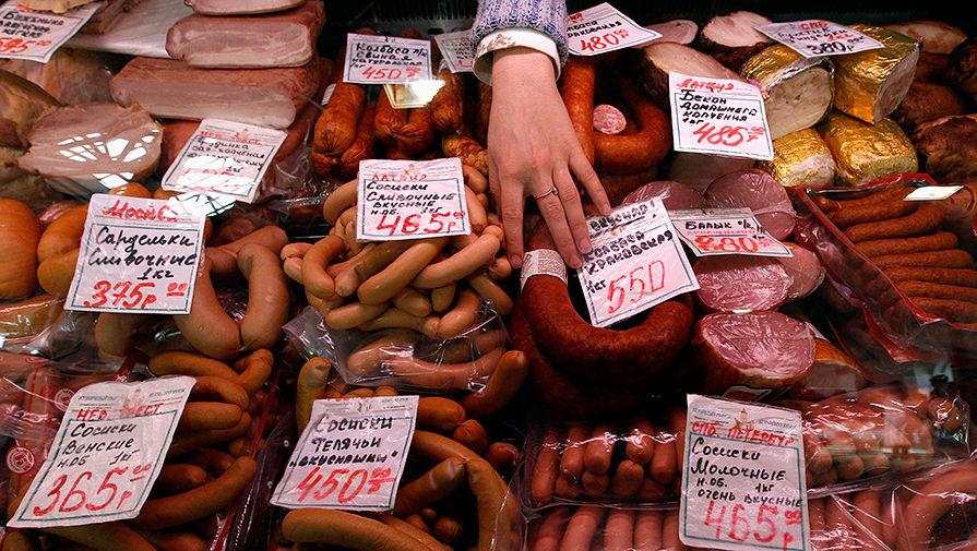 В России могут вырасти цены на колбасу